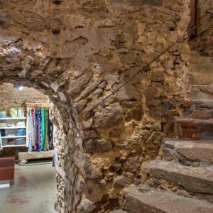 Bild Zugang zum Gewölbe